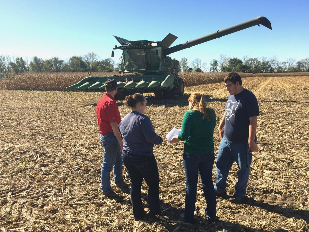 Agricultural Systems Management | FABE
