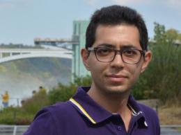 Ahmad Mohammadshirazi, Ph.D. student, FABE and CSE