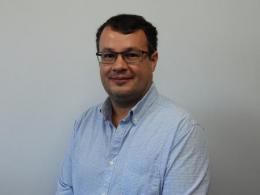 Darren Drewry, Assistant Professor in FABE