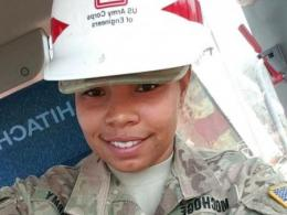 Meet Mecah Mochoge, CSM student and army veteran