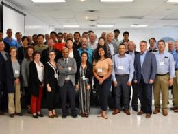Participants from the 2019 Advanced BioSystems Workshop