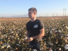 Meet Justin Haerr: Future Ohio Farmer
