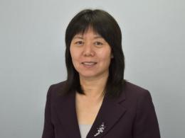 Dr. Lingying Zhao, professor