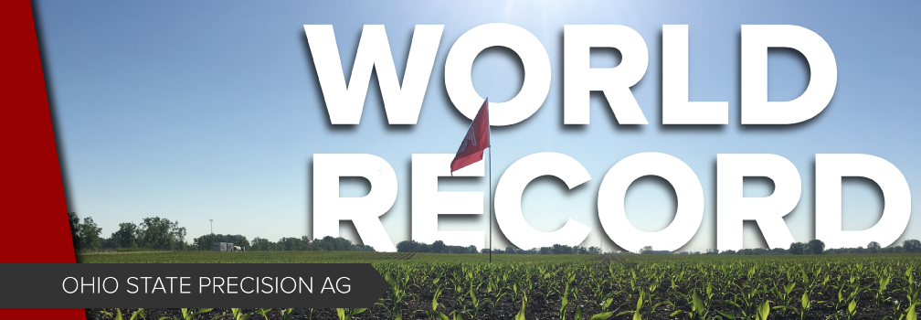Ohio State Precision Ag World Record